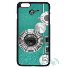 Fit for iPhone 4 4s 5 5s 5c se 6 6s 7 plus ipod touch 4/5/6 back skins cellphone case cover Vintage Retro Camera