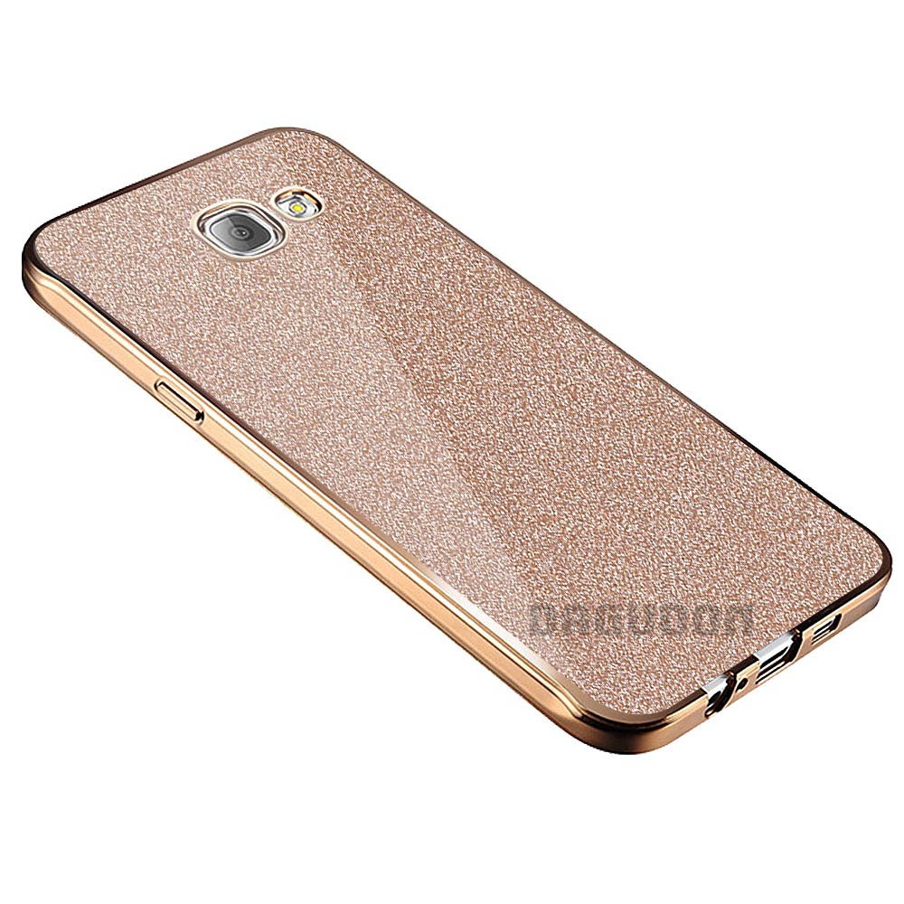 For Samsung Galaxy A5 2017 Case Ultra Thin Glitter Bling Phone Case for Samsung Galaxy A5 2017 Case Crystal Cover A520 A520F(China (Mainland))