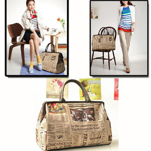 New Retro Vintage Style Womens Handbag Tote Shoulder Bag free shipping