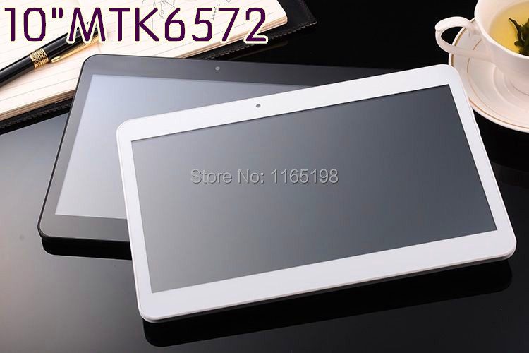 10 inch dual sim/Camera MTK6572 3G phone call tablet Android 4.4 5000mAh512MB/8GB dual Core GPS Bluetooth WIFI cheap tablet pc(China (Mainland))