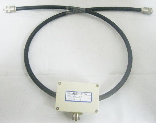 Two in One Power Splitter Combiner 300W transmitter for Dipole Antenna(China (Mainland))
