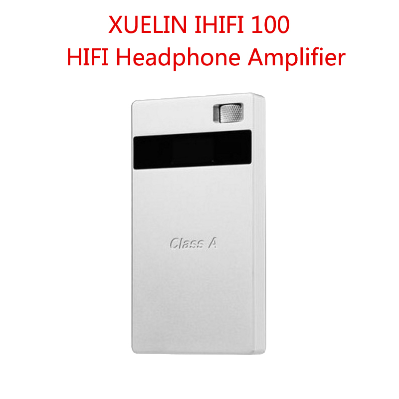 New arrival Xuelin IHIFI100 Pure Class A High Performance Portable HiFi Headphone Amplifier 128db SNR Compact and lightweight