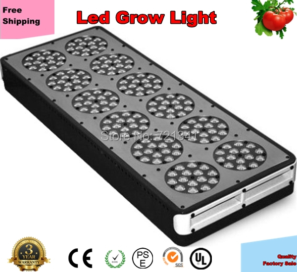 Full Spectrum Led Apollo12 Grow Light 3W Lens Flowering Led Hydroponic Indoor Lamp Plant Grow Light(China (Mainland))