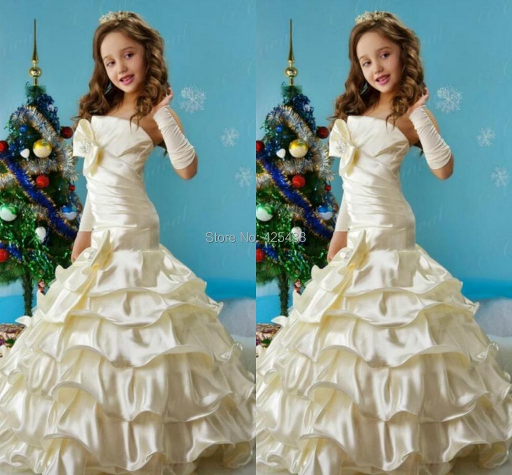 strapless dresses for kids 7-8 | ivo hoogveld