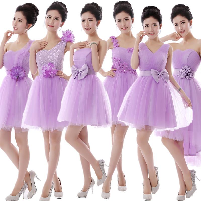 Платье для подружки невесты Brand new AZM066 2015