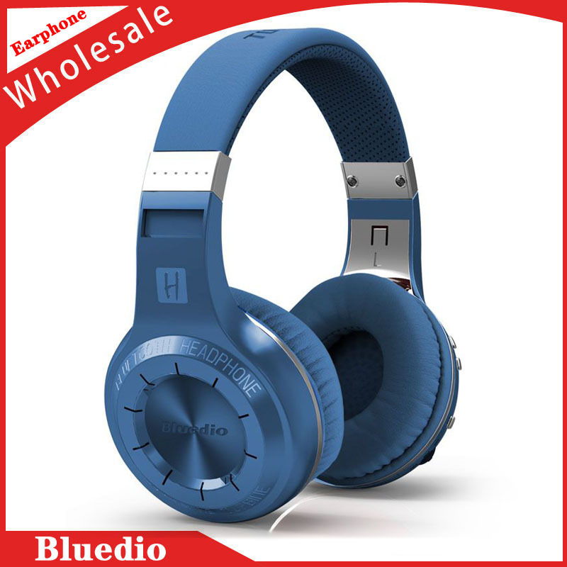 Bluedio HT (shooting Brake) Wireless Bluetooth4.1 H+ Stereo Bass Headset MicroPhone Mobile Phone/Computers/Music Payer - UVIA Technology Co., Ltd. store