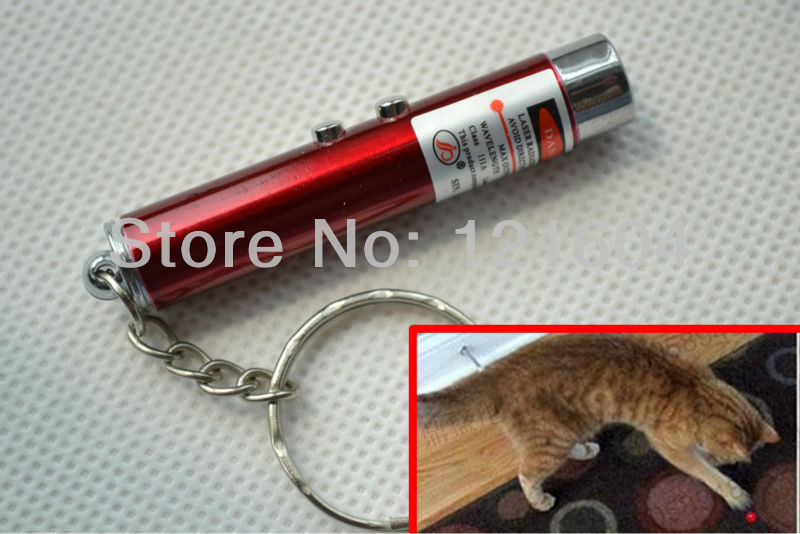 Pointeur Laser Chat 2in1 Pointeur Laser Rouge Pen