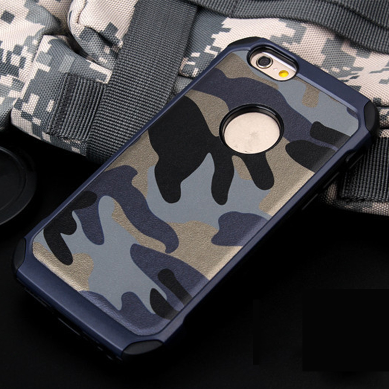 Armor Hard Leather Casesr For Samsung J120 J510 J710 A310 A510 A710 New Army Pattern Phone Case For iPone 5S SE 6 6S Plus 7(China (Mainland))