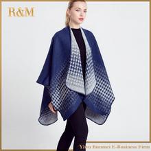 Winter 2016 Tartan Scarf Geometric Scarf cuadros New Designer Unisex Acrylic Basic Shawls Women's big size Scarves