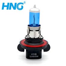 HNG H13 12V 60/55W Car Lights Bulb Lamp Halogen Car Auto Head Lamp Cars Car Styling 2/PCS Free Shipping(China (Mainland))
