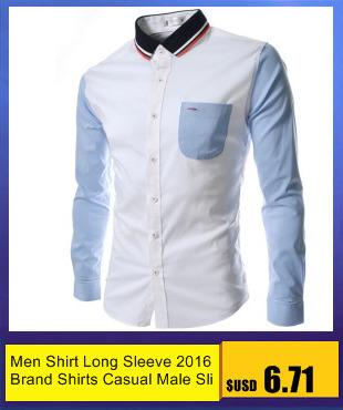 Men Shirt Long Sleeve 2017 Brand Shirts Men Casual Male Slim Fit Solid Business Chemise Mens Camisas Linen Dress Shirts 5XL ZQMF