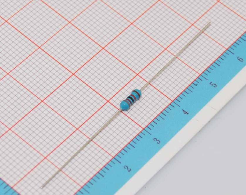 Резистор LC 82Kohm 82 K 1% 1/4W 100 Metal film jjc lc 82