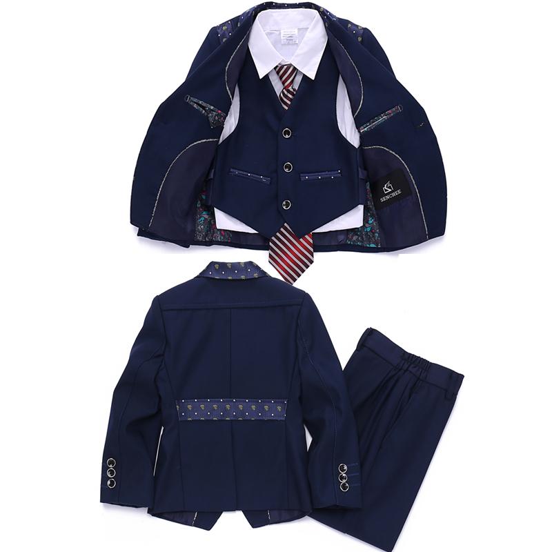 Online kaufen gro handel jungen blazer jacke aus china for Hochzeitsanzug baby junge