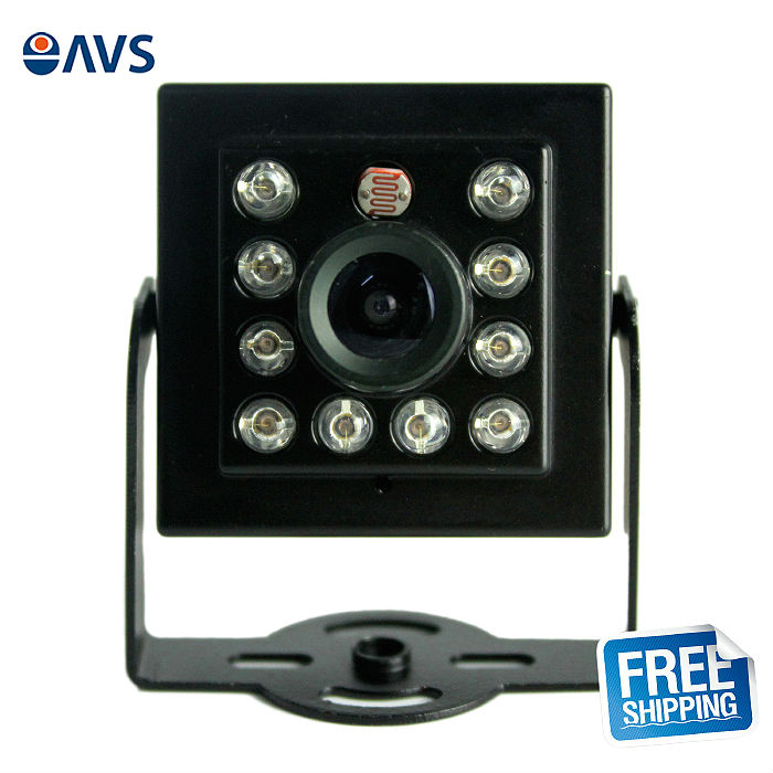 Best High Resolution Security Camera for Car/Taxi with IR Night Function(China (Mainland))