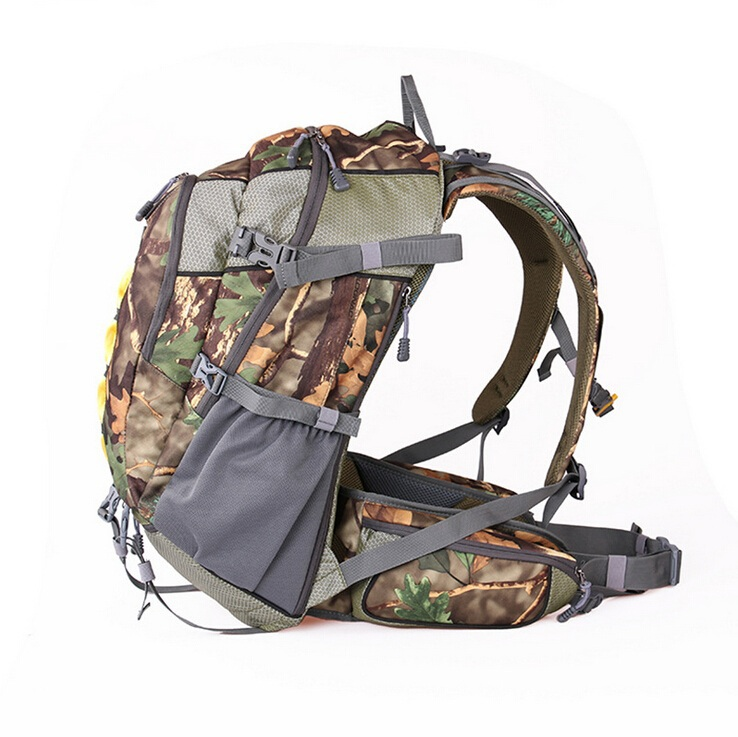 JUNGLEMAN Waterproof Outdoor Photography Camouflage Bow Backpack Hanging Bear Survival Backpack KUDU Hunting Fishing<br><br>Aliexpress