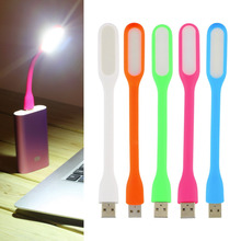 New Ultra Bright 1.2W LEDs USB lamp for Notebook Computer Laptop PC Portable Flexible metal Neck LED USB light foldable(China (Mainland))