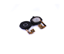 100% Tested Home Button with Flex Cable for iphone 3GS 3G home button Black and white the same price 1000pcs free shipping(China (Mainland))