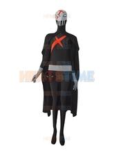 Red X Teen Titans Costume Hot Sale Spandex Fullbody Halloween Cosplay X-men Anti-hero Costume zentai suit