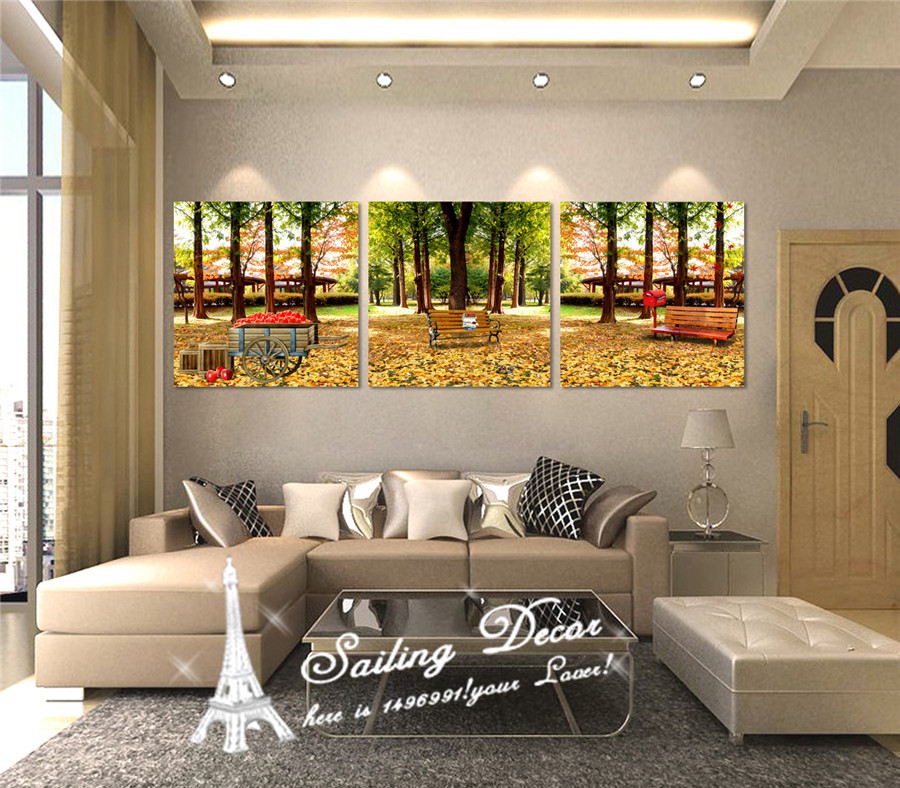 Painting On Wall Home Decor For Living Room Modern Art Pictures Cuadros HD Pr