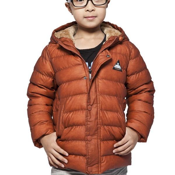 Пуховик для мальчиков Brand New , 100/140 Boy Cotton Coats
