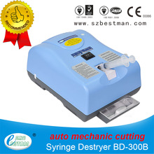 Needle burner with rechargeable battery syringe destroyer BD-300B(China (Mainland))