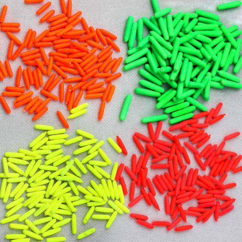 Free shipping Beans 100 floats fishing tackle set fishing tackle fishing supplies outdoor products(China (Mainland))
