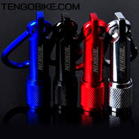 (Little brother buckle flashlight) 00111 TECHKIN C C mini LED small flashlight keychain torch light wholes