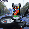 2017 Cobao NEW Motorcycle phone stand Motorcycle arm mounted mobile phone stand holder For Iphone HTC