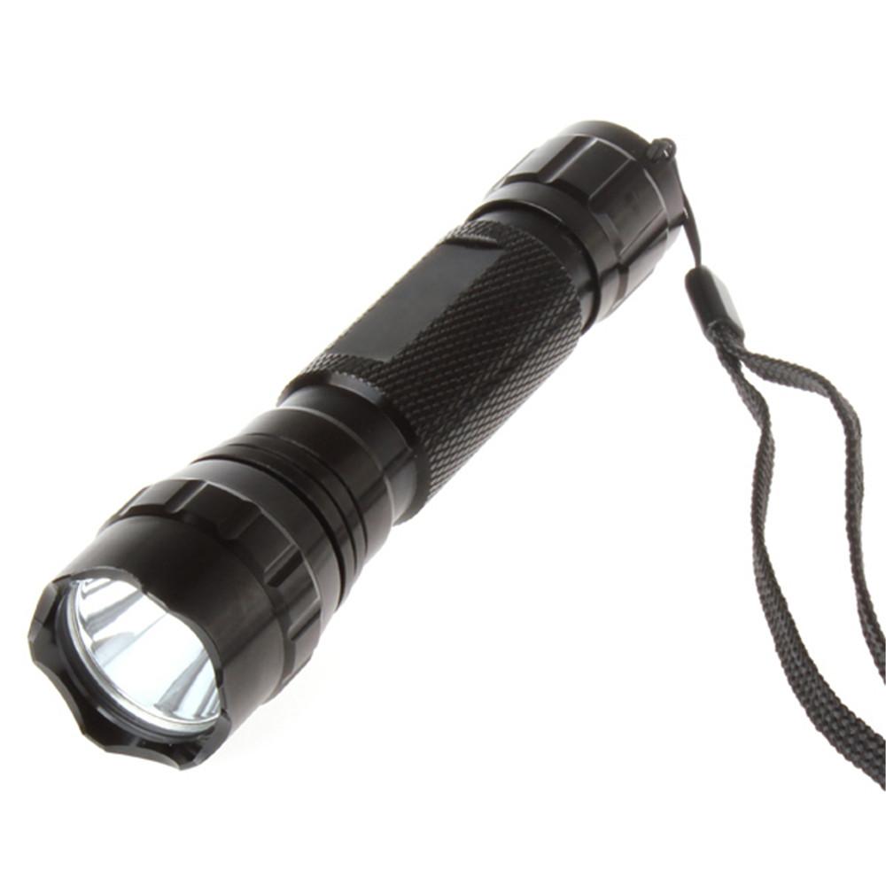 High Quality Mini Super Bright WF-501B 5-Mode 500 Lumens LB-XL T6 LED Flashlight High Light Intensity for Outdoor/Household(China (Mainland))