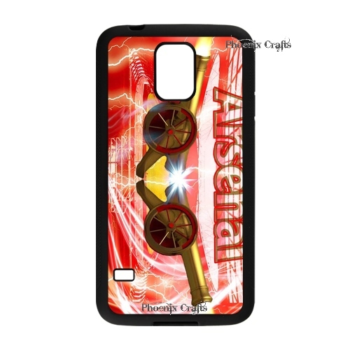 favorable retailer supply pele capa America man utd Arsenal rubber phone case for Samsung Galaxy S5 Order(China (Mainland))