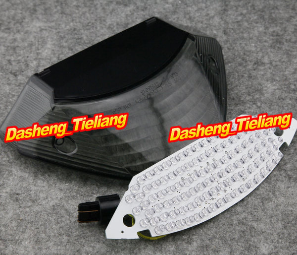 Motorcycle Integrated Taillight + Turn Signal for Honda CB600 HORNET CB900 599 919 2002-2007, Smoke, Spare Parts Accessory<br><br>Aliexpress