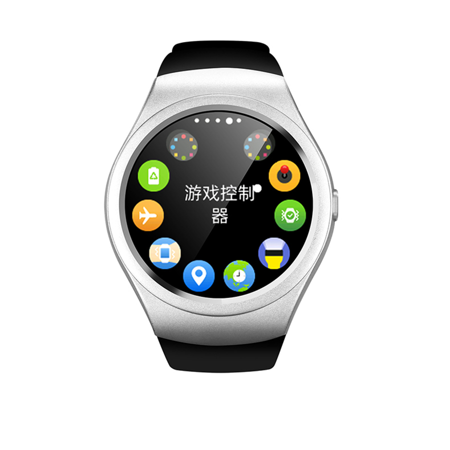 New Smart Watch V365 Full Circle Smartwatch Pedometer Fitness Tracker SIM TF Mobile Watch for IOS android Smart Watch android(China (Mainland))