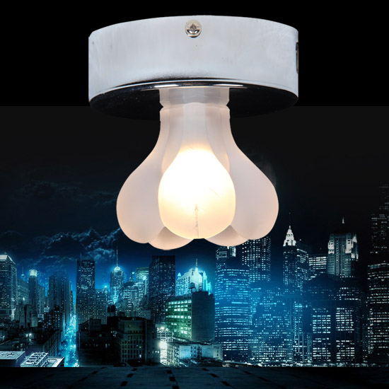 Single head corridor lights aisle lights entrance lights crystal lamp ceiling light flower lamp<br><br>Aliexpress