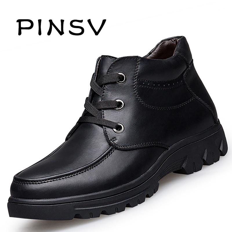 2015 Hot Sale Fashion Men Winter Boots Autumn Shoes Keep Warm Plush Ankle Boot Snow Work Boots Outdoor Men Size 37-50