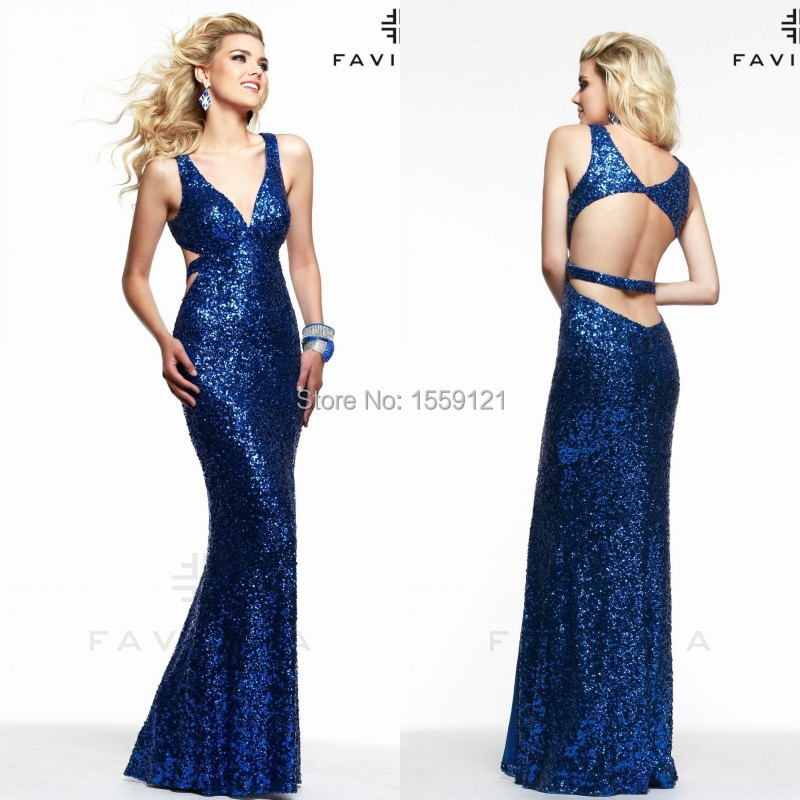Open Back Prom Dresses 2017 Under 200 - Plus Size Prom Dresses