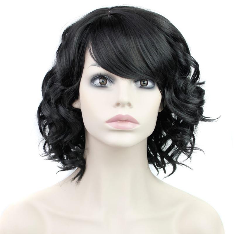 Ladies Short Hair Wigs 7