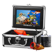 15m cable underwater video camera System 7 inch LCD screen Colo for fishing HD 1000TVL(China (Mainland))