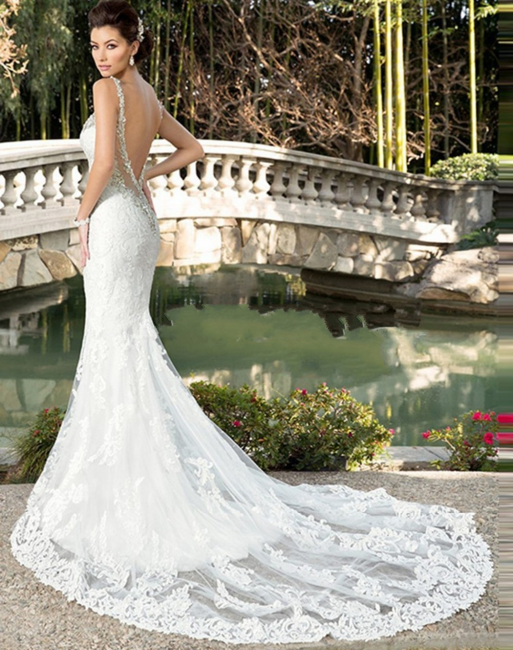 ... Robe De Mariee Abiti Da Sposa-in Wedding Dresses from Weddings