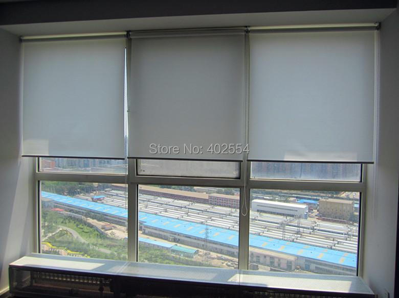 Roller blinds, manual blinds, roller shades, sunscreen roller blinds(China (Mainland))