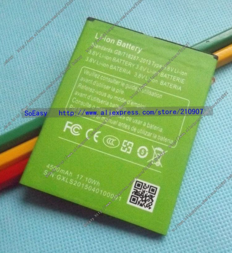 New Original P7000 Battery 4500mAh For 5 5inch TIMMY P7000 Smart Phone FREE SHIPPING with Tracking