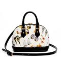 Designer Stylish Print Ladylike Shell Bag Women Small Handbag Trendy All match Ladies Delicate Crossbody Bag