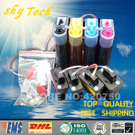 [Full ink] CISS suit for Brother LC950/LC900/LC47/LC09 series ink cartridge, suit for DCP-115C/DCP120C/DCP110C/DCP215C,etc<br><br>Aliexpress