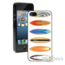 Surf Boards Protector back skins mobile cellphone cases for iphone 4/4s 5/5s 5c SE 6/6s plus ipod touch 4/5/6