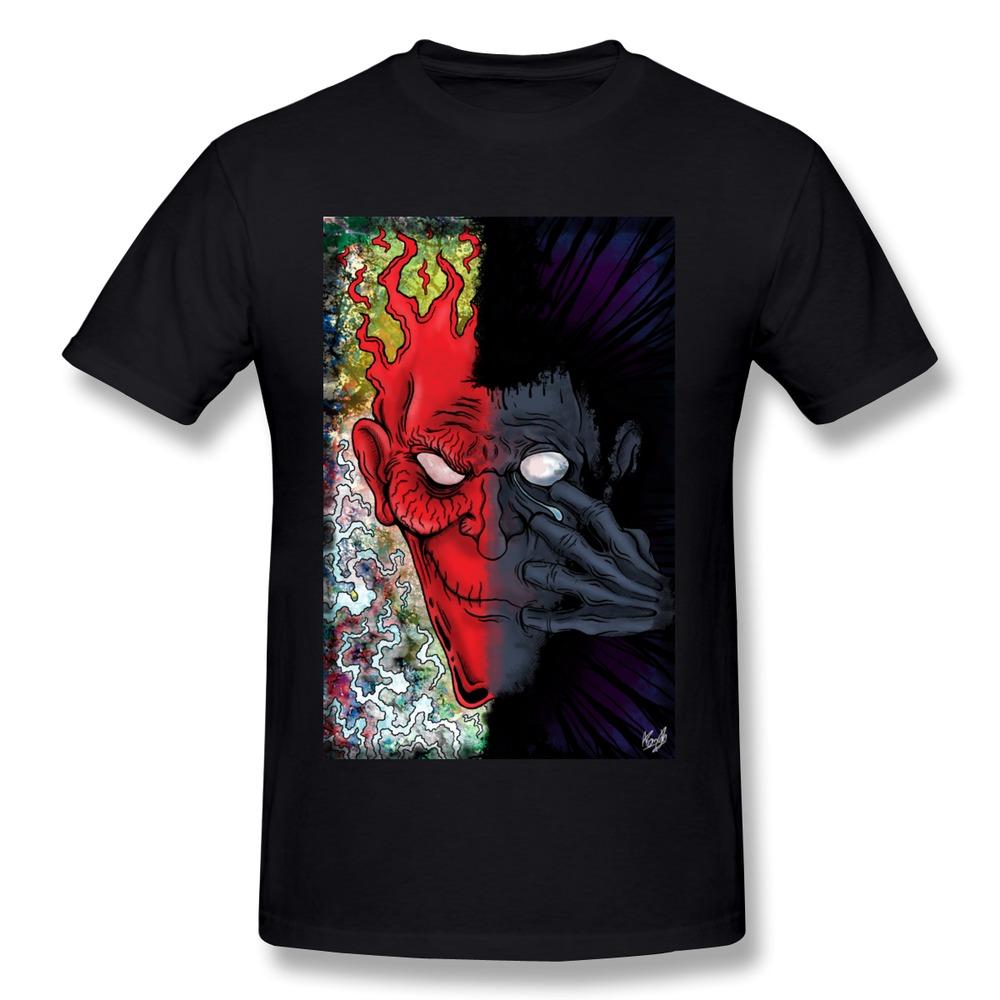 Slim fit mans t shirt the manic depressive custom funny for Custom t shirts international shipping