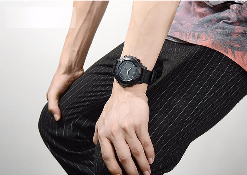 Fashion Military LED Quartz Men Watch Women Top Brand Waterproof Student Outdoor Sport Watch Electronic Wristwatch Clock Relojes