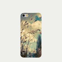 Beautiful wheat case for Huawei Ascend P7 P8 P8 lite P9 P9 lite fashion transparent hard plastic phone case