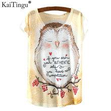 Buy KaiTingu 2017 Fashion Vintage New Spring Summer Harajuku T Shirt Women Clothing Tops Tshirt Cartoon Print T-shirt Woman Clothes for $5.16 in AliExpress store
