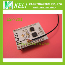 ESP8266 Serial Port WIFI Wireless Transceiver Send Receive Module IO Lead ESP-201 new original - KELI Electronics Technology Co., Ltd store