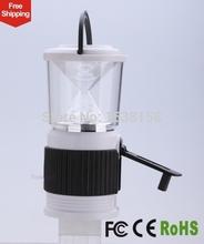 free shipping Tent lantern Dynamo Flashlight and charger 20% off Crank powered flashlight(China (Mainland))