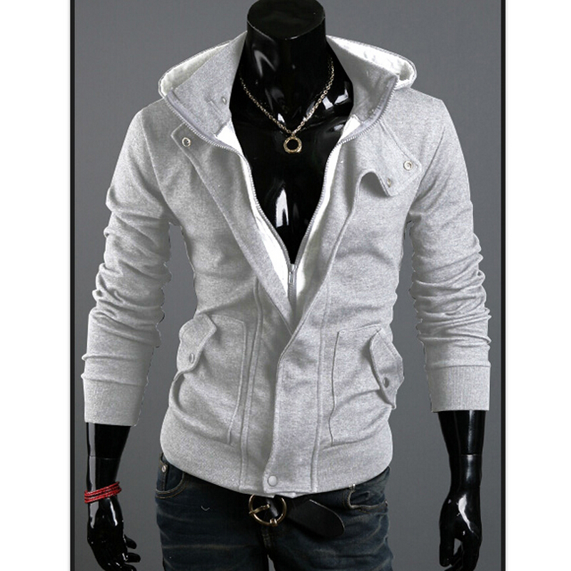 2015 New Brand Sports Hoodies Wool Leisure Chandal Men Hip-Hop Jerseys Hoodies Blazer 18 Color Clothes(China (Mainland))